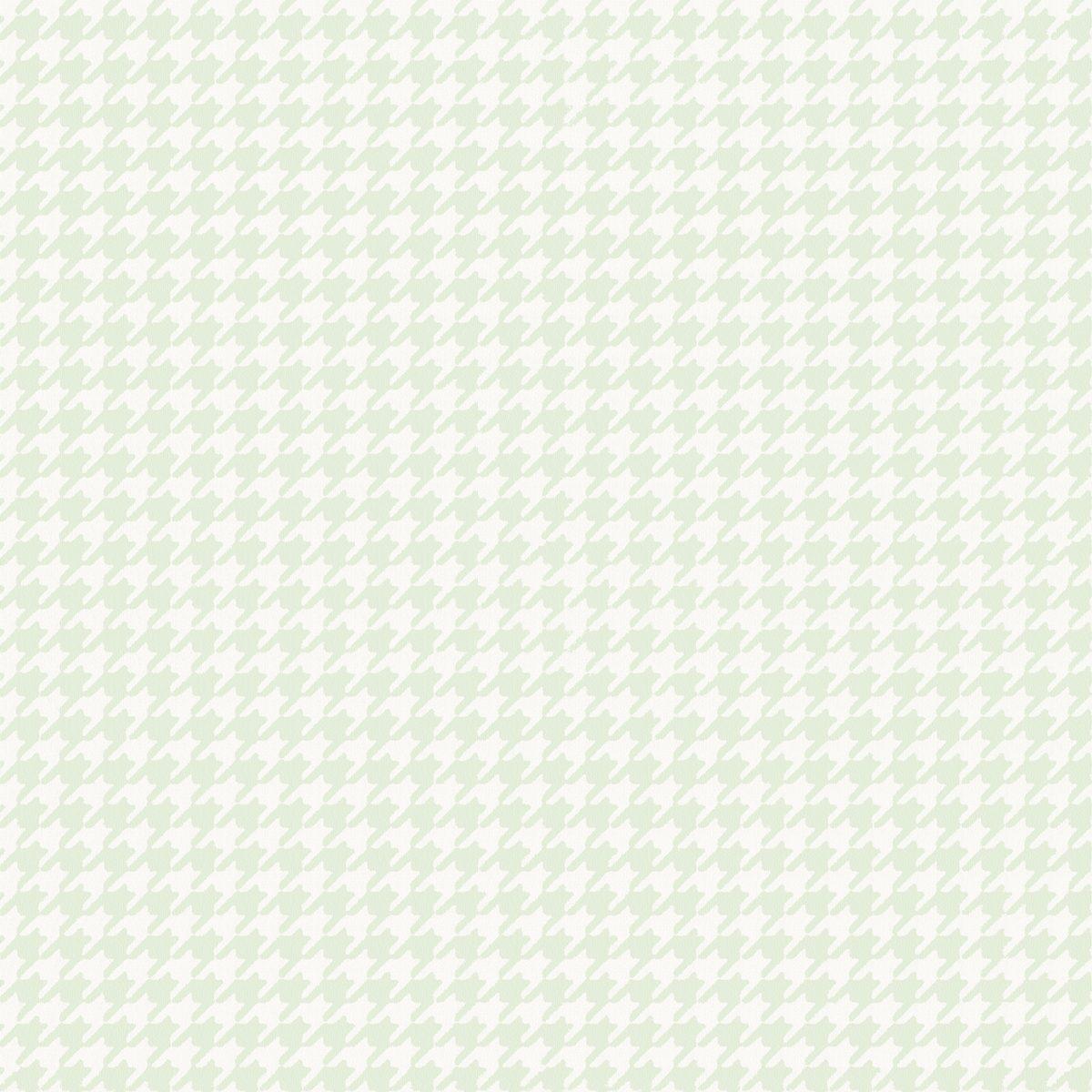 Papel de parede Infantário Pied-Poule vinílico