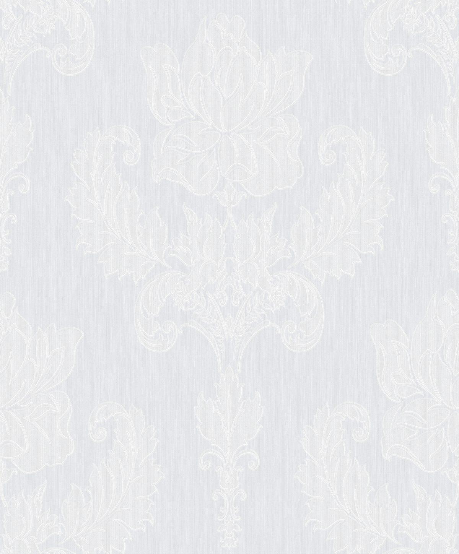 Papel de parede arabesco vazado vinílico Relevos