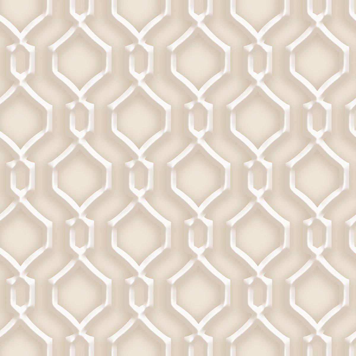 Papel de parede alhambra vinílico Dimensões
