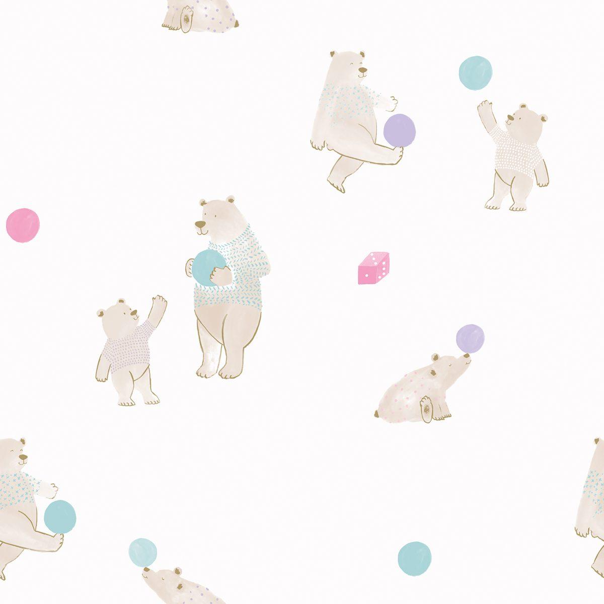 Papel de parede ursos