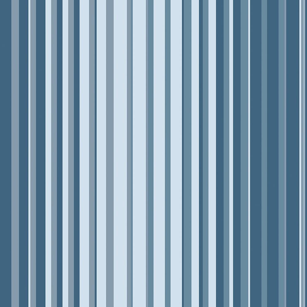 Papel de Parede Vinílico Contemporâneo Contemporâneo Listrados e Xadrez Azul