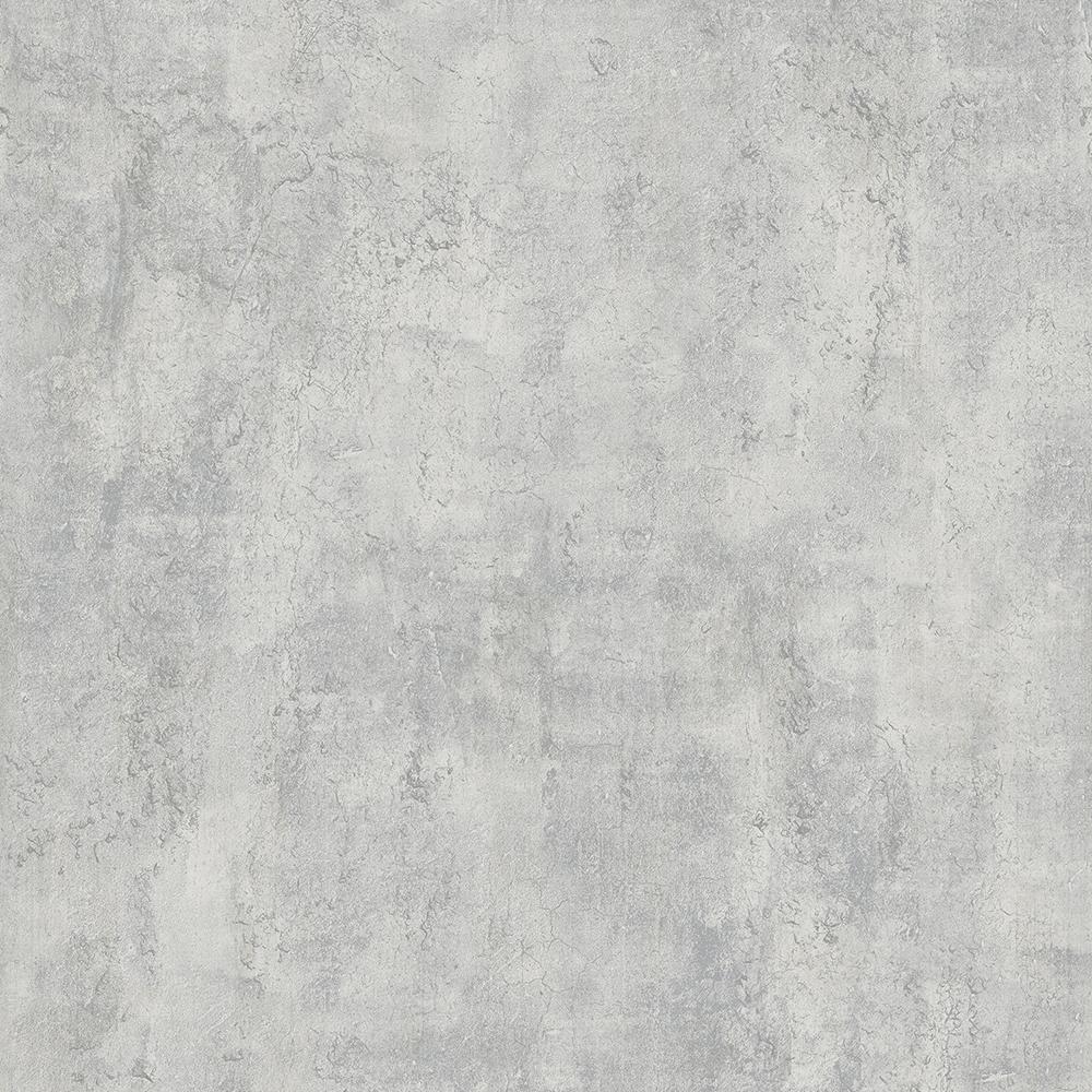 Papel de Parede Vinílico Contemporâneo Industrial Texturas Cinza